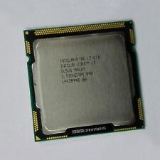Intel Core i7-870 Quad Core 2.93GHz 8MB Socket LGA1156 95W SLBJG 95W Prozessor