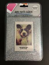 Photo Album For Fuji Instax Mini 70 8 9 90 50s Prints Holds 64 Photos New