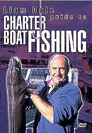 Liam Dale - Charter Boat Fishing DVD - CONDITION VG EBO9