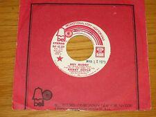 "PROMO 70s ROCK 45 RPM - BOBBY DOYLE - BELL 45329 - ""HEY BUDDY"""