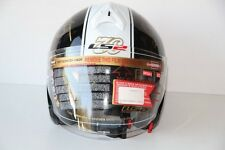 NEUF: Casque Moto JET LS2 FREEWAY ROYAL Taille XS / 540