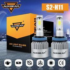 AUXBEAM H11 LED Headlight for Chevrolet Silverado Suburban Impala Malibu Sonic