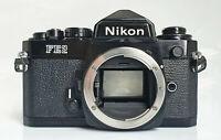 Nikon FE - 2 Black