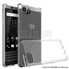 Slim Shockproof Rubber Hybrid Phone Bumper Case Cover For Blackberry Keyone