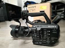 Sony FS5 Profi Camcorder + RAW & HighSpeed Upgrade + Speedbooster + uvm.