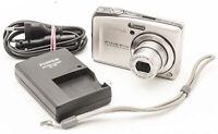 Fuji Fujifilm FinePix F60fd Kompaktkamera Digitalkamera