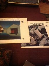 2 Wes Montgomery Lp's A Day In The Life And Down Here On The Ground