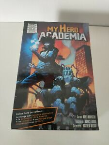 MY HERO ACADEMIA TOME 27 - COFFRET COLLECTOR