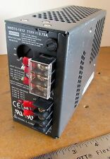Nemic-Lambda Power Supply NND15-1212 +-12VDC .75A 100-240VAC PLC CNC 3D