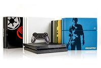 Sony PS4 Konsole + neuen Controller + 500GB 1TB 2TB Slim/Pro Playstation 4