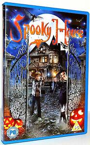 Spooky House DVD (2014)  Ben Kingsley, Mercedes Ruehl - Immediate Dispatch - New