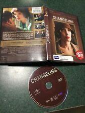 Changeling Dvd 2008 Angelina Jolie Dir Clint Eastwood VG Blockbuster Version Wow