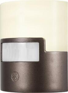 GE 26140 Ultra Brite Motion Activated LED Light 40 Lumens Soft White Night Li
