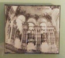 daniel chorzempa / concerto amsterdam HANDEL ORGAN CONCERT volume 1    CD