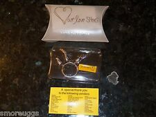 RARE New NORDSTROM Key Ring Chain Fob WE LOVE SHOES Silver ONLY GIVEN TO VENDERS
