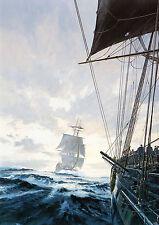 Geoff Hunt Limited Edition Print - Desolation Island