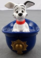 101 Dalmatians Pup in Police Hat Disney Mcdonald's Plastic Figurine Toy