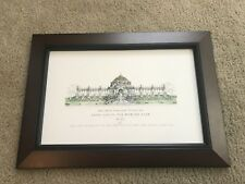 John Pils 1904 SAINT LOUIS WORLD'S FAIR Festival Hall Pencil Signed 21x15