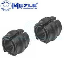 2x Meyle ARB Anti Roll Bar boccole asse anteriore sinistro e destro NO: 11-14 615 0018