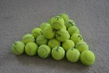 24 USED Tennis Balls. Dog toys, for table and chair feet
