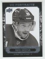 (70785) 2014-15 UPPER DECK PORTRAITS PAVEL DATSYUK  #P-2
