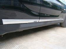 For BMW X1 E84 2010-13 Side Door Body Molding Cover Protector Trim Chromed 4PCS