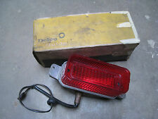 NOS 1969 Chevrolet Impala Convertible Tail Light Assembly 5960948 Guide OEM GM