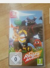 Ring Fit Adventure game only Edition (Nintendo Switch, 2019) game new and sealed