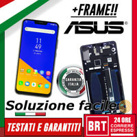 DISPLAY LCD+TOUCH SCREEN+FRAME ORIGINALE per ASUS ZENFONE 5 2018 ZE620KL X00QD!!
