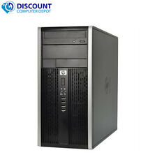 Hp 6000 Pro Desktop Computer Tower Pc C2D 2.93Ghz 4Gb 250Gb Windows 10 Home WiFi