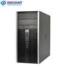 HP 6000 Pro Desktop Computer Tower PC C2D 2.93GHz 4GB 250GB Windows 10 Home WiFi