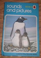 Ladybird Book - Key Word Reading Scheme - Sounds & Pictures - Book 2