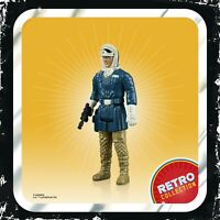 Star Wars Retro Collection Wave 2 ESB Hoth Han Solo 2020 Kenner