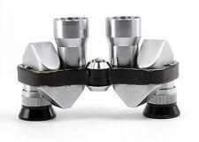 AOCo 110447 Vintage Prismatic Miniature Binoculars TOWER 6X15 Field 7.5