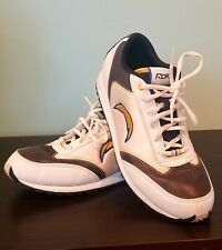 Womens RBK Reebok NFL SAN DIEGO CHARGERS SNEAKERS SHOES TENNIS Size 10
