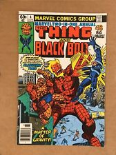 Marvel Two in One Annual #4 Thing and Black Bolt! I combine Shipping!