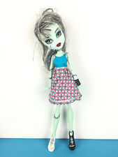 Monster High Doll Frankie Stein Fashion Pack Clothes / Poupée