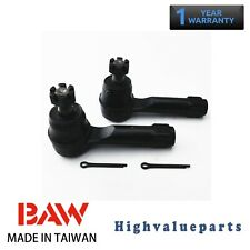 2 Tie Rod End Front Outer for Nissan 200SX Sentra 240SX Altima PulsarNX ES2814RL