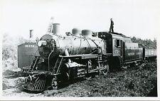 5H901 RPPC 1930/50s? NORTHERN PACIFIC RAILROAD LOCO #72 MARION STEAM SHOVEL16344