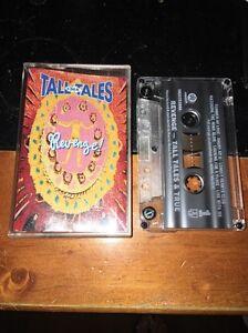 TALL TALES & TRUE REVENGE Cassette Tape