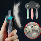 Pet Dog Cat Grooming Comb Brush Deshedding Hair Removal for Undercoat Knots Mats