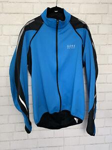 GORE BIKE WEAR Men´s Phantom 2.0 Windstopper Soft Shell Jacket Size Large