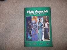 Fate RPG Fate Worlds Rise Up hardcover