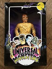 "UNIVERSAL STUDIOS MONSTERS : THE MUMMY 10"" FIGURE, Placo Toys, 1991"
