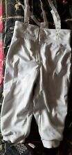 Leon Paul Fencing Breeches - Men Size 38 - 350 NW