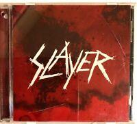 Slayer - World Painted Blood CD 2009 American Recordings 88697534382 VG Thrash