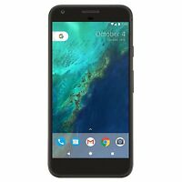 Google Pixel 32GB Black Bootloader Unlocked (Bad IMEI) EZ01D5B7
