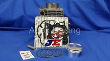 Honda 400EX 440 Big Bore Cylinder Kit Complete Top/ JE Piston 12.0:1/ Gasket Set