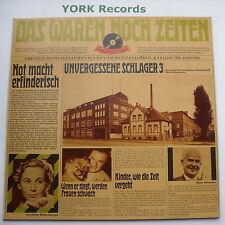 DAS WAREN NOCH ZEITEN - Volume 3 - Various - Ex Con LP Record Polydor 2459 022