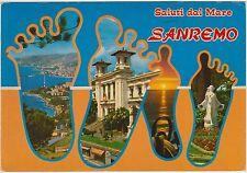 SALUTI DAL MARE - SANREMO - VEDUTINE (IMPERIA) 1980